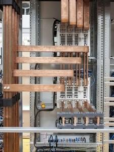 Mantenimiento eléctrico. Instalaciones industriales